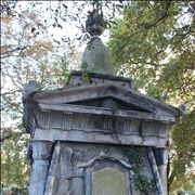 Picture Of Andrew Ucrow Monument