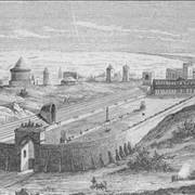 Picture Of Circus Of Maxentius In Ancient Times