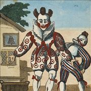 Picture Of Clowns Pantomime