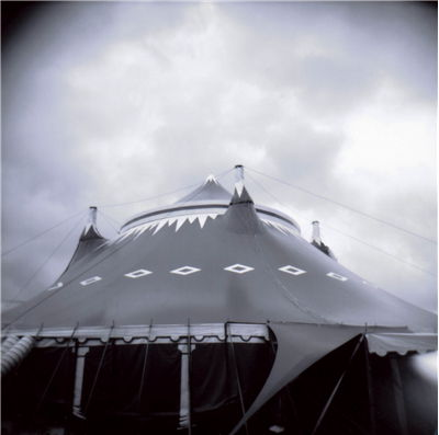Picture Of Old Circus Tent